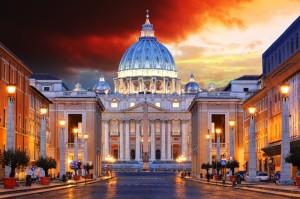 Rome  Vatican City (DollarPhotoClub)