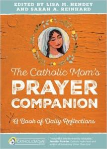 CMom Prayer Companion Cover