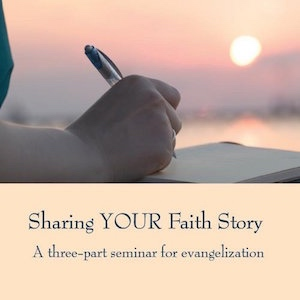 Sharing Your Faith Story DVD