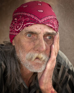 Homeless Portraiture by Leroy Skalstad (FreeImages.com)