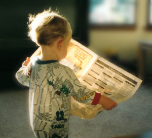Morning Paper by Crissy Pauley (FreeImages.com)